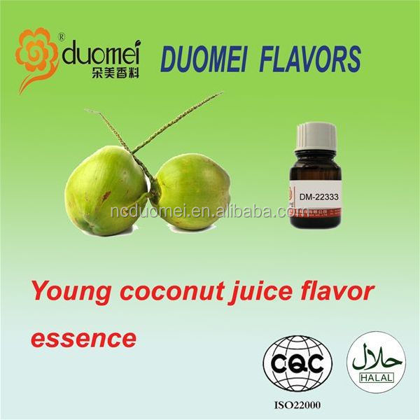 Young Coconut juice flavour essence for beverage