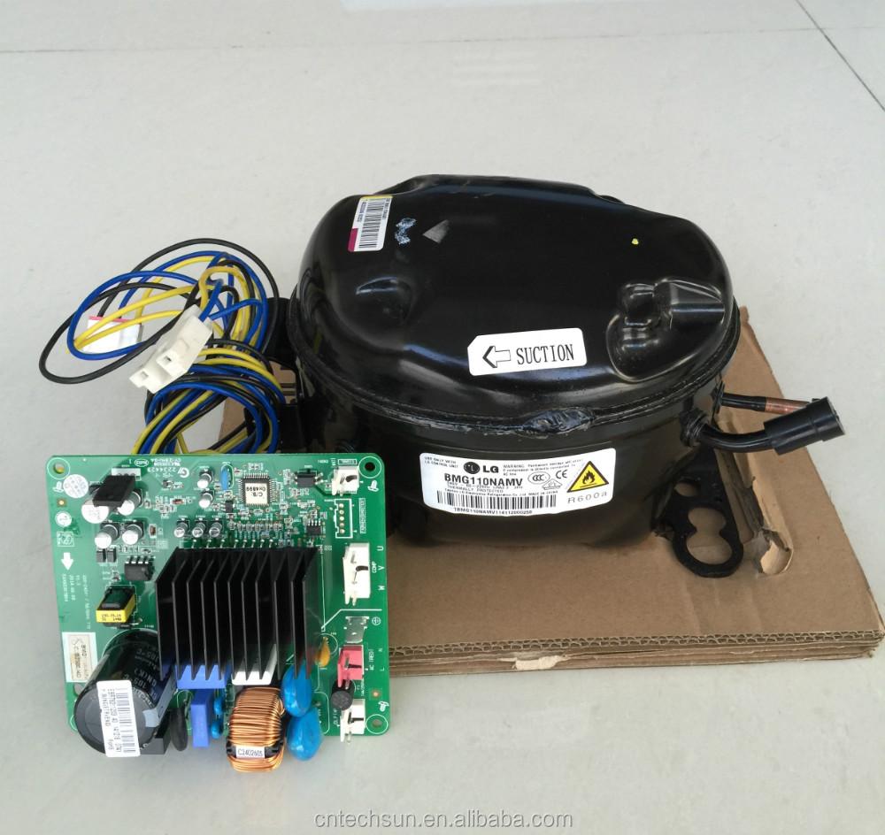 Lg Bldc Kompressor Für Nebeneinander Kühlschrank 230w - Buy Product ...