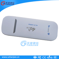 Portable Usb Wifi 4g Lte Router Dongle With Qualcomm Chipset