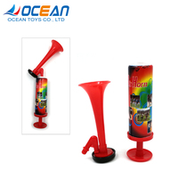 Party must have super loud portable plastic air football horn for sale