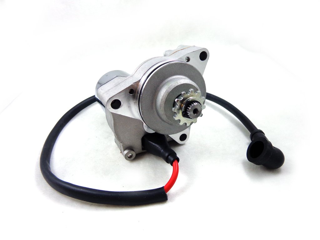Keenso Starter Relay Solenoid for 50cc 125cc 150cc 250cc Chinese Scooter ATV Dirt Bikes Scooters Go Kart Dne Buggys Quad 4 Wheelers Pit Bike Moped Roketa SSR Taotao Sunl Coolster