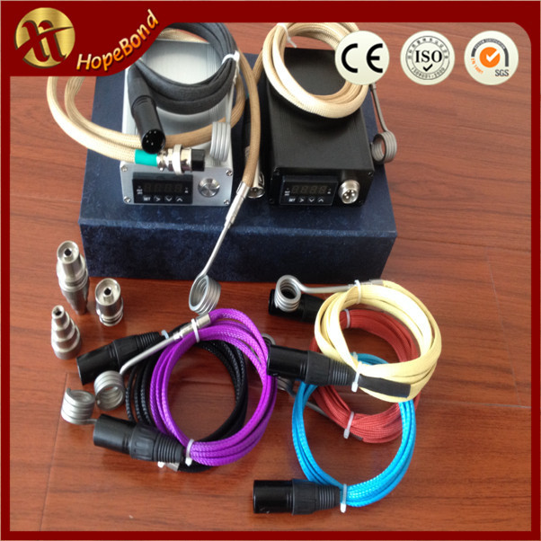 High Quality Spring Hot Runner Coil Heater with PID temperature control box