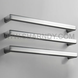 SHARNDY UL&CUL Electric Towel Warmer ETW72-3, Single Heated Towel Bars, Single Heated Towel Rails