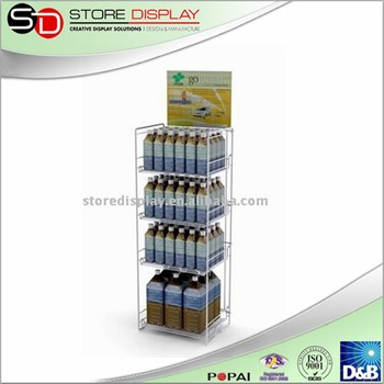 Wrought Iron Drink Display StandDisplay Stand Roll Up Banner Poster Magnificent Wrought Iron Display Stands