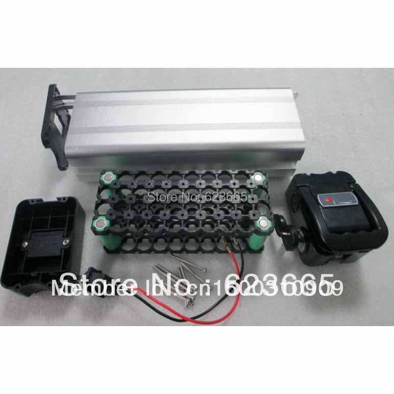 Compra caja de batería de la bicicleta eléctrica online al