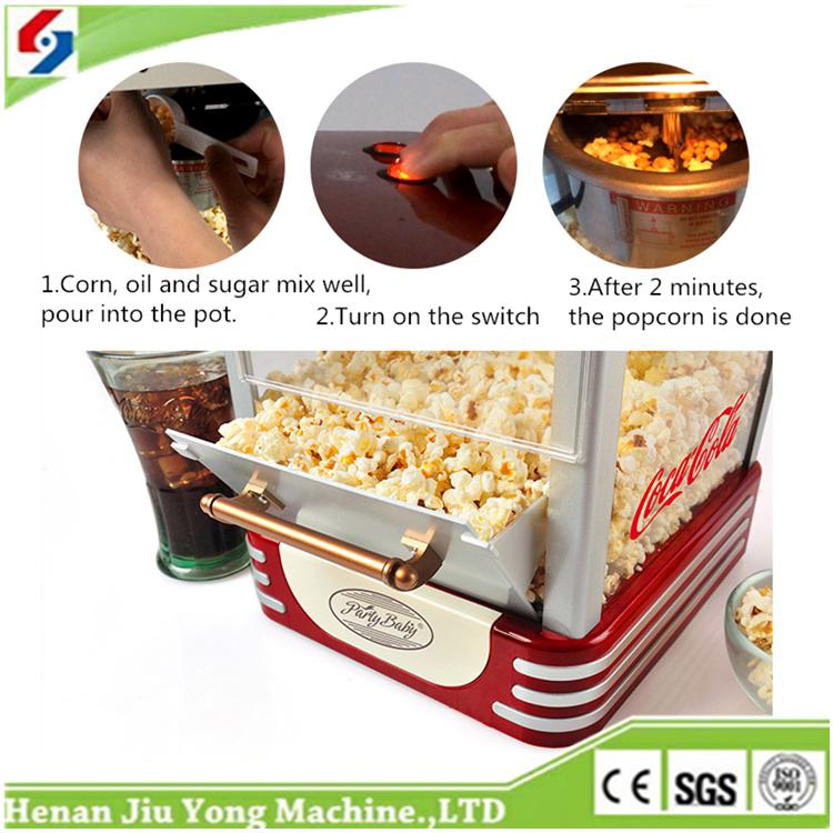 popcorn machine price