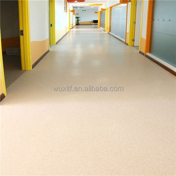 Clean Commercial Flooring Roll Pvc