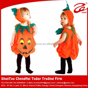 Cosplay Disfraces De Halloween Del BebTrajes De Calabaza Buy