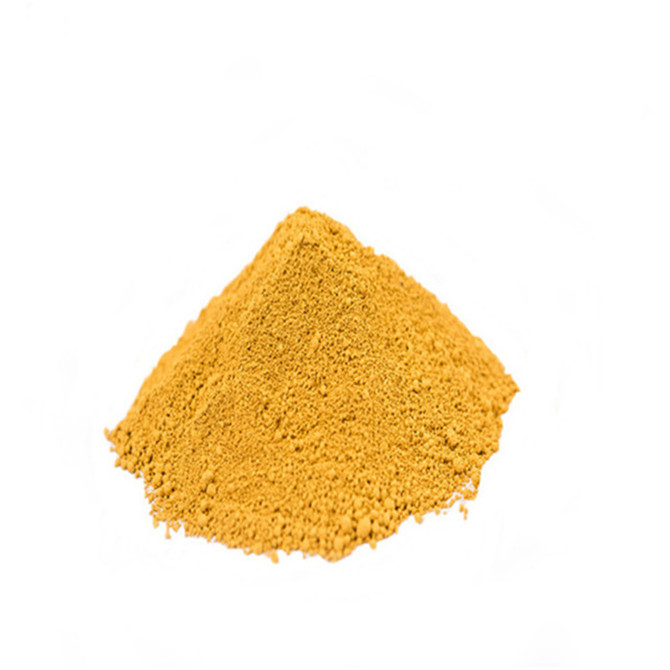 Construction <strong>materials</strong> building iron oxide yellow powder for outdoor paving tiles