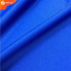 weft knitting fabric quick dry function double knit interlock fabric 75D types of polyester fabric for sportswear
