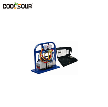 Coolsour Portable Refrigerant Gas Charging Station