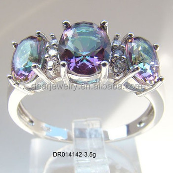 silver mystic wedding com rings oval amazon topaz ring sterling dp accented jewelry and size diamond fire