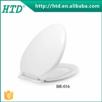 Competitive Price Soft Close Ceramic Toilet Seat Scale With SS Hinges
