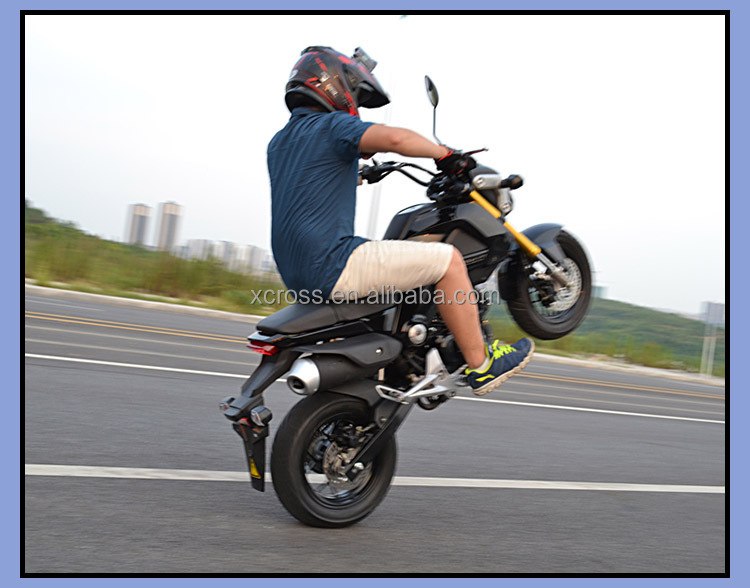 2016 new monkey bike msx 125 sf 125cc motorcycles mini moto 125cc pocket bike 125cc motocicletas. Black Bedroom Furniture Sets. Home Design Ideas
