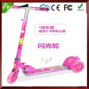 2015 newest 3 in 1 kick scooter for kids