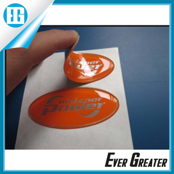 Custom adhesive dome sticker epoxy resin sticker machine pu epoxy sticker