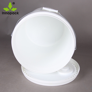 20L Plastic Bucket/Drum/Pail/Container, High Quality Plastic Oil Barrel,Plastic Bucket With Holder for Battery Zinc