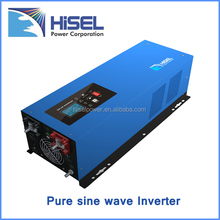 HiSEL new energy low frequency ups inverter battery charger battery