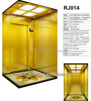 Better Payment Term En81 Standard Elevator China Supplier