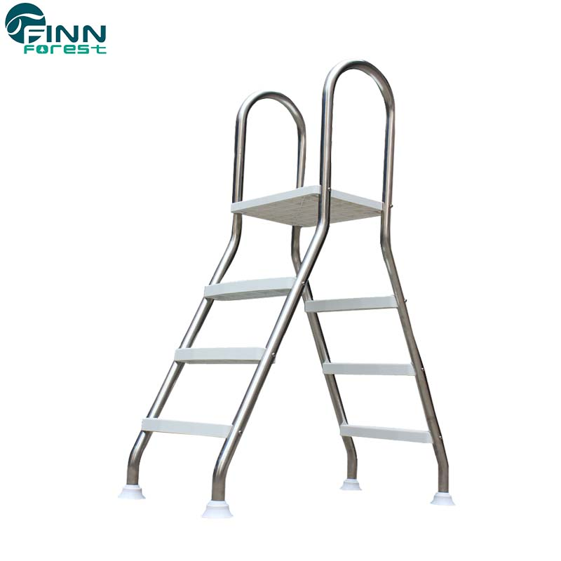 Stainless steel pool ladders swimming pool equipment, View swimming pool  equipment, finn forest Product Details from Guangzhou Fenlin Swimming Pool  & ...