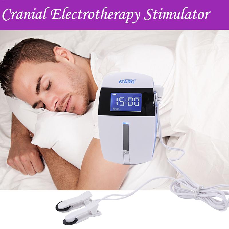 Estimulación magnética transcraneal de terapia de masaje innovadores dispositivos médicos ces terapia transcraneal para el insomnio ayuda para dormir