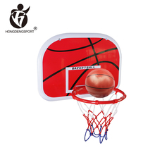 sport toy kids door board ring mini basketball hoop for home office