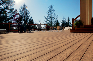 Convenient Modern Prefab Outdoor Composite Decks