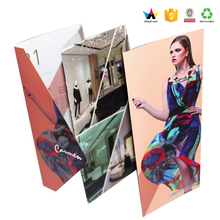 Art Paper Coated Paper Paper Type Catalogue Printing