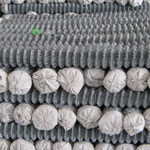 Wholesale Iron 6ft soccer field chain link fence