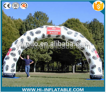 High Quality Advertising Inflatable Arch
