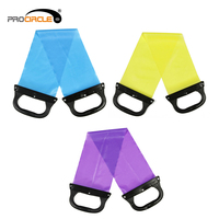 Custom High Elastic Latex Resistance Band For Yoga Pilates Exercise
