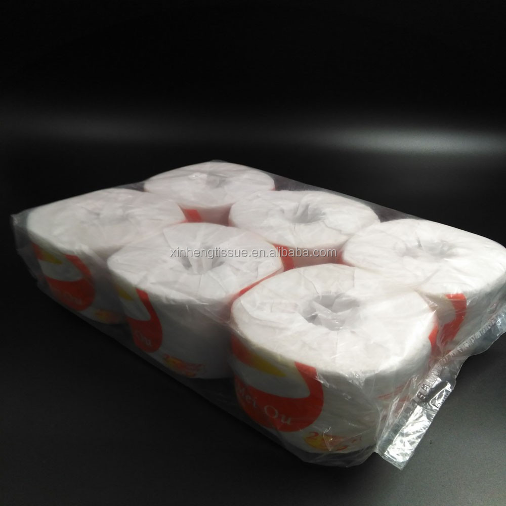 OEM Ultra soft toilet tissue roll paper