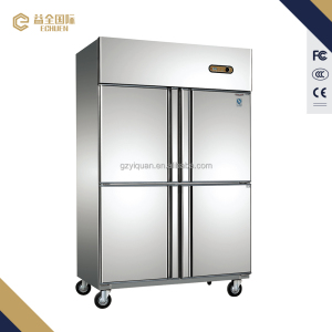 1000L Commercial kitchen used deep freezer compressor prices
