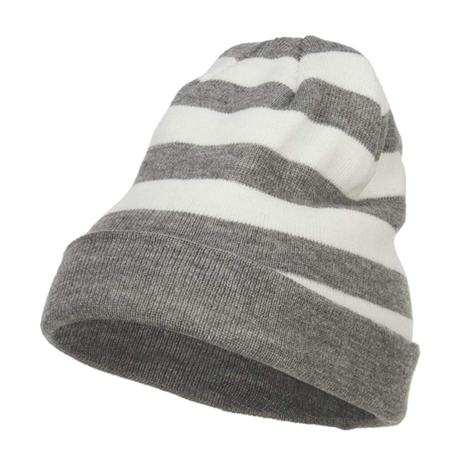 4cfb681977d Get Quotations · Striped Long Beanie