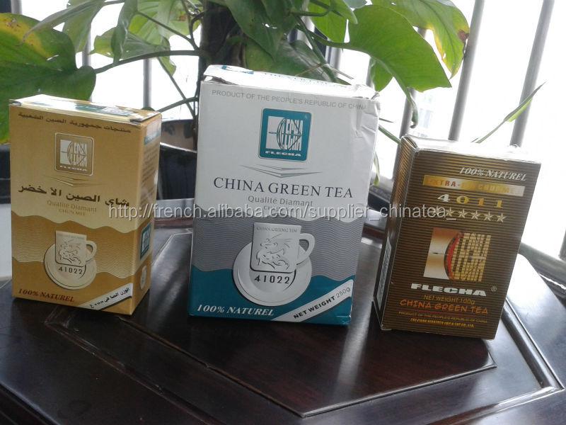 China Green Tea 41022aaaaaa Flecha Quality