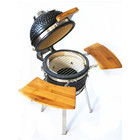 kitchen home garden beach ceramic kamado komodo grill pizza camping stove charcoal rotisserie smoker