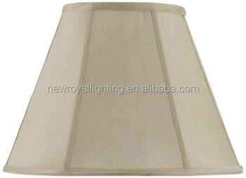 Hotel Lamp Shades/vertical Piped Basic Empire Shade Champagne ...