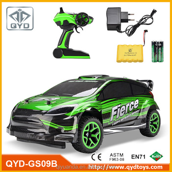2.4GHz high speed 1:18 simulation RC car 20km/h 4WD off road racing toy