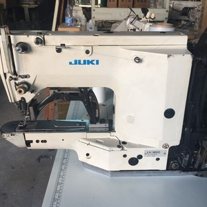 Used Juki LK-1850 Industrial Bar Tacker Sewing Machine in Good Condition