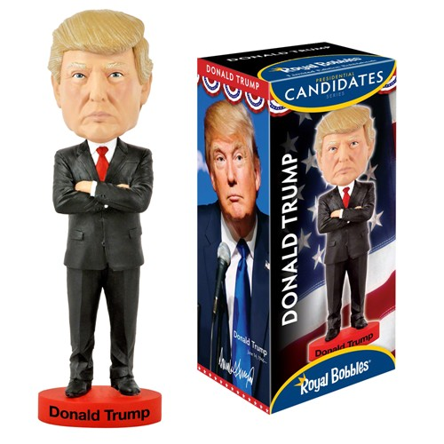 Hot toys figure Donald trump plastic oem action figurines factory