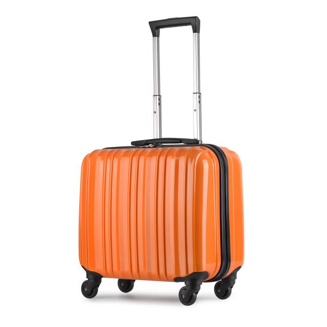 Travel Trolley Case Suitcase Spinner Hand Luggage Check-in Hold Luggage Expandable Strong Lightweight Small Oxford Cloth Universal Wheel Waterproof GAOFENG Color : Red, Size : 14 inches