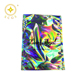 Custom shipping mailer envelope metallic foil gift bags sac a main colored holographic poly bubble mailers