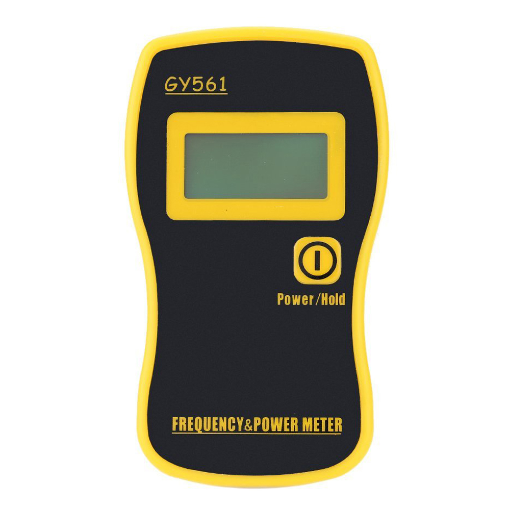 New GY561 Mini Handheld Frequency Counter Meter Power Measuring for Two-way Radio
