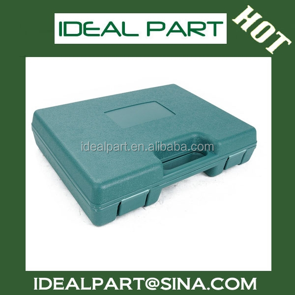 Plastic fishing tool box