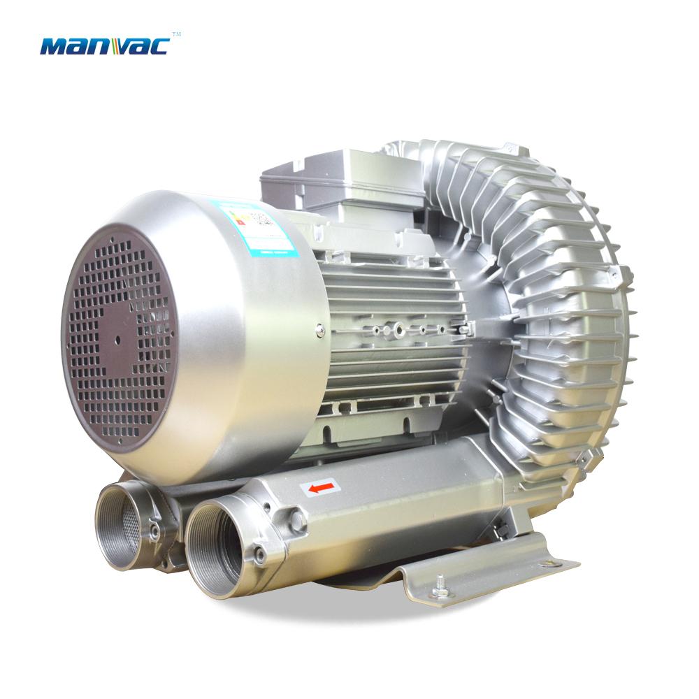 Three Phase Industrial Ring Blower Vortex High Pressure Blower