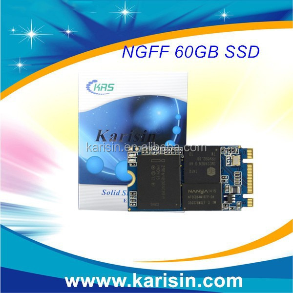 High speed stable performance M2 ssd 60g 120g NGFF ssd solution chemical