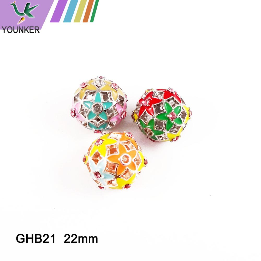 Top Quality Colour Rhinestone Jewelry Charm Pendants