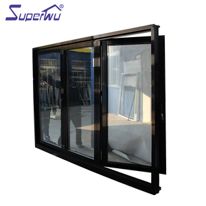 Retractable Mosquito Screen Folding/Bifold Door/foldable door