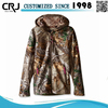 Custom Breathable Tactical Hunting Jacket Printing Design