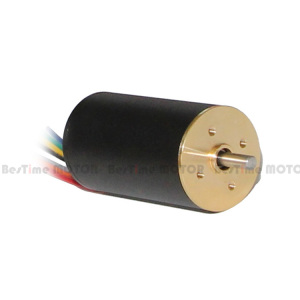 Micro electric slotless bldc 12v motor fan